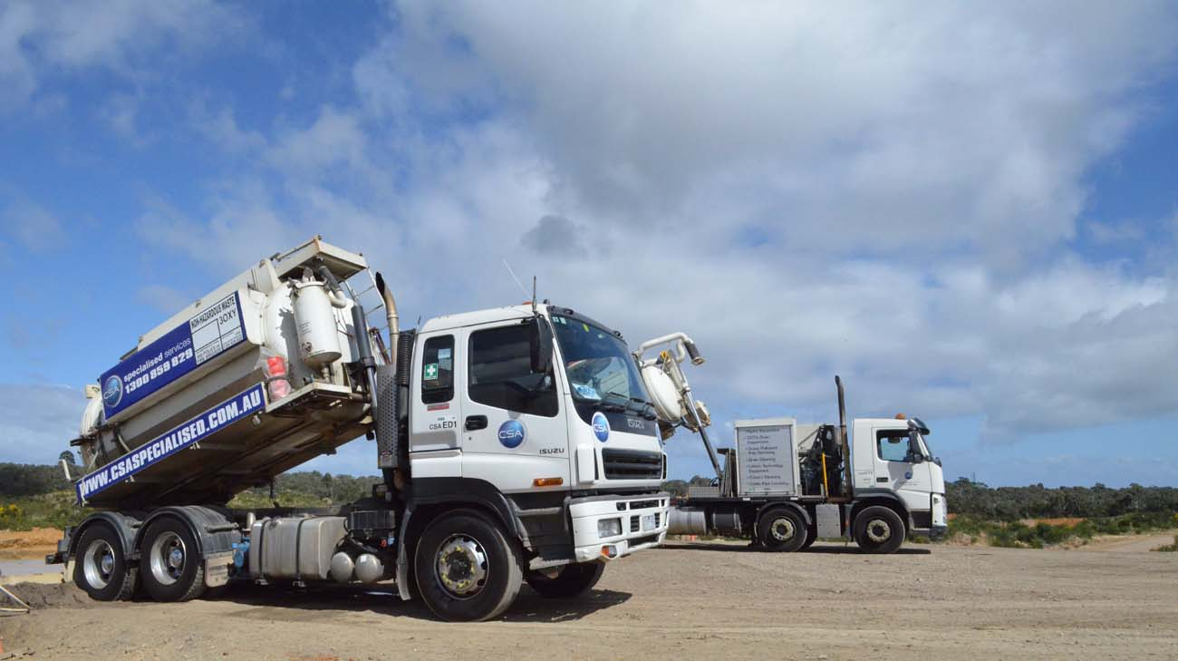 Liquid Waste Removal Services Melbourne