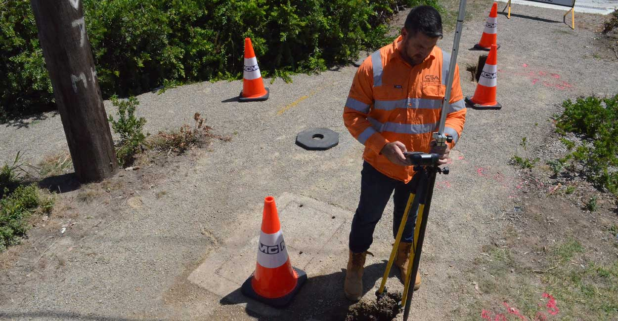 Underground Utility Locating Services Melbourne